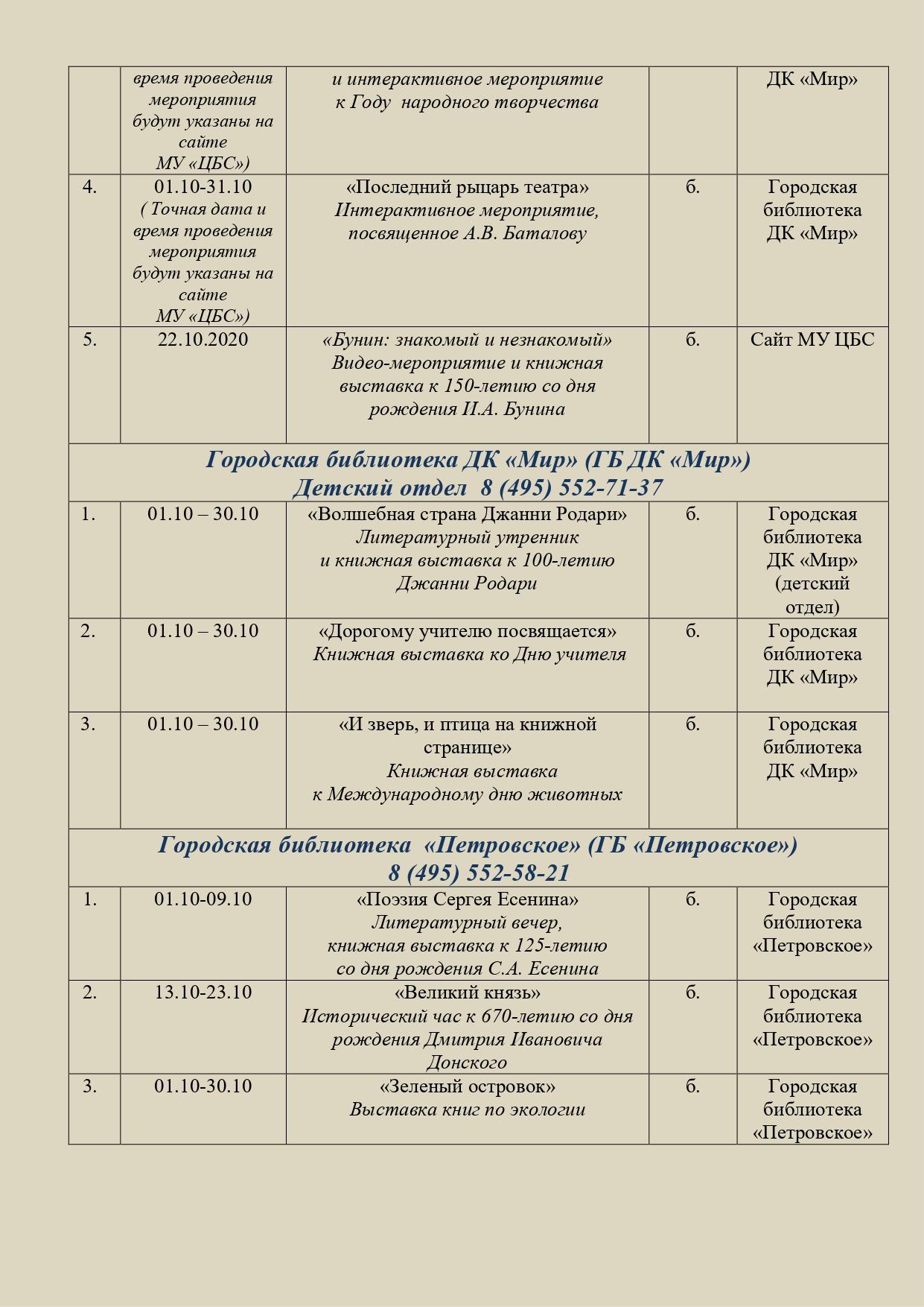 10 План на Октябрь 2020 МУ ЦБС в Комитет_page-0004